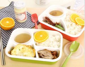 415 Lunch Box Kotak Makan Sup Yooyee 4 Sekat bento kotak bekal / bento