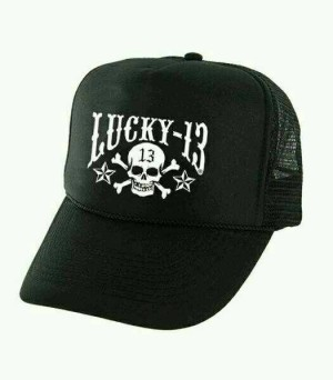 JARING TRUCKER LUCKY13 - OUTFIT