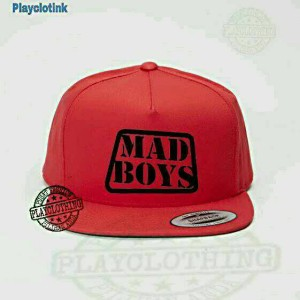 TOPI SNAPBACK BAD BOYS - OUTFIT