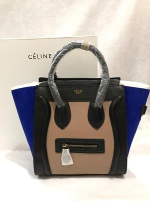 Celine Luggage Tote Bag