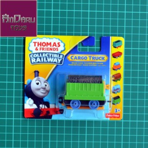 Diecast Cargo Truck Light Green Thomas and Friends Collectible Railway