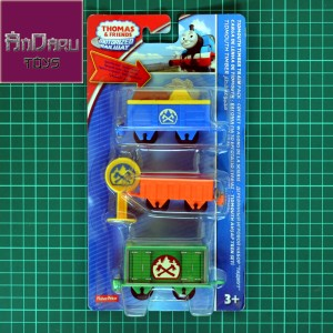 Diecast Tidmouth Timber Train Pack Thomas and Friends Motorized Railwa