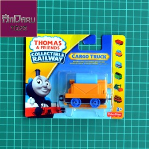 Diecast Cargo Truck Yellow Thomas and Friends Collectible Railway BHR8