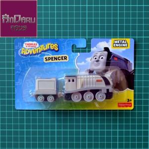 Diecast Spencer Thomas And Friends Adventures Metal Engine DXR69-0910