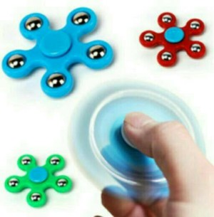 Fidget spinner 5 steel spinner