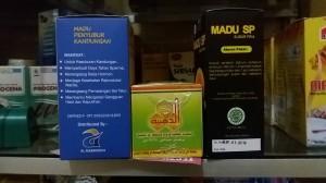 Paket Madu Penyubur Kandungan plus Serbuk Kurma Program Hamil-Promil