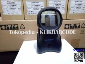 BARCODE SCANNER 1D & 2D SCANLOGIC DS 3090 ( USB-SENSITIF-HRG PROMO )