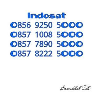 Nomor Cantik Im3 Seri Triple 222 5000 Rapih Murah .LR6