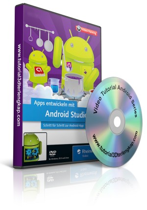 Video Tutorial Mastering Android Studio Series
