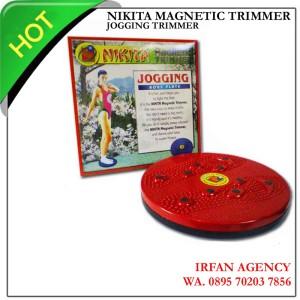 alat olahraga joging trimmer magnetik nikita