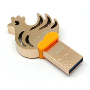 Flashdisk Kingston Ayam 32GB USB 3.1 (Limited Edition)