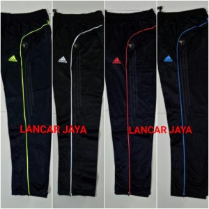 CELANA TRAINING ADIDAS IMPORT PANJANG RUNNING GYM JOGGING - QZ9