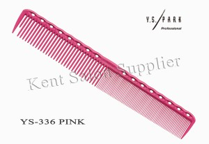 YS Park 336 Basic Cutting Comb Pink