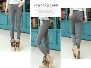 celana murah - Gs- 37167 celana import panjang