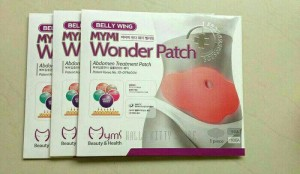 MYMI Wonder Patch/obat pelangsing