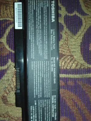 Baterai Laptop Toshiba PA3634U-1BAS