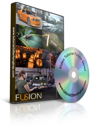 Video Tutorial Eyeon Fusion VFX 3D Compositing Series