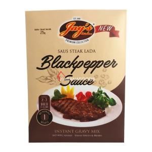 Saus Steak Instan Lada Hitam Jay's Instant Gravy Mix Blackpepper Sauce