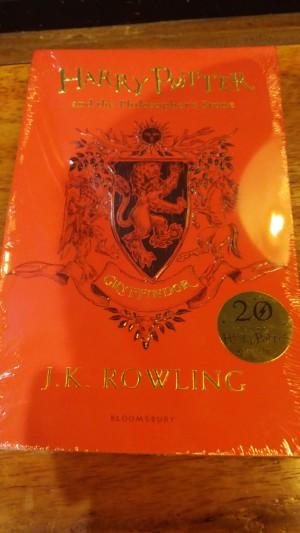 Gryffindor Crest Reusable Harry Potter Flexible Plastic Stencil