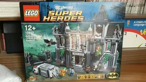 LEGO 10937 Batman Arkham Asylum Breakout