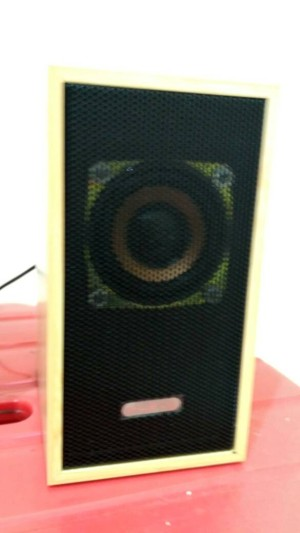 Preloved speaker