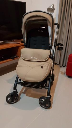 Preloved - Stroller Silver Cross Wayfarer