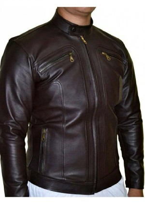 jaket kulit domba asli garut