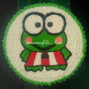 Kue Ulang Tahun Keroppi