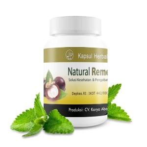 Natural Remedies-Ekstrak Manggis dan Sirsak Penambah Stamina Tubuh