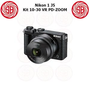 Kamera Nikon 1 J5 Kit + 10-30 ; Camera Mirrorless Nikon 1 J-5 ; J5