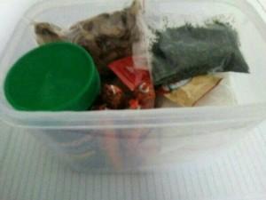 Jual Bahan Takoyaki Lengkap Keluarga, isi: Tepung , Katsuobushi, Saus