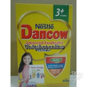 Susu Dancow 3+ rasa vanila 800gr