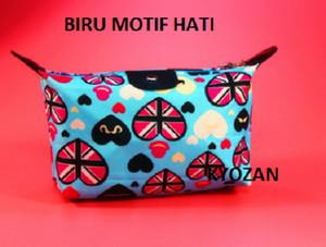 Tas Kosmetik / Pouch Bag / dompet kosmetik / tas kecil / alat kosmetik