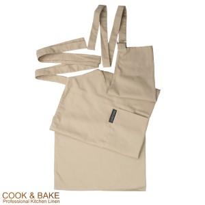 Cook & Bake APRON / CELEMEK - BEIGE