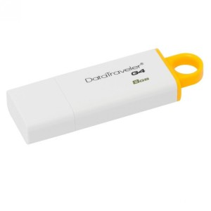 Flashdisk Kingston 8GB USB 3.0 - DTIG4 KUNING