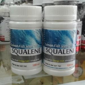 (100 Softgel) MInyak Ikan Salmon Fish Liver ...