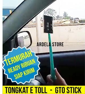 Tongkat Kartu E Toll E Money E Tol Card TONG TOLL GTO STICK Gagang