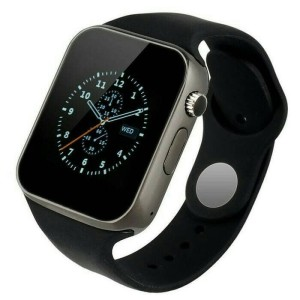 Smart Watch A1 - Jam Tangan HP Support Sim Card Dan Memory Card