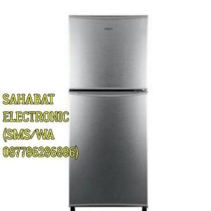 Panasonic NR-A199N Lemari Es 1 Pintu 164 Liter Silver - Khusus JABODETABEK. Source