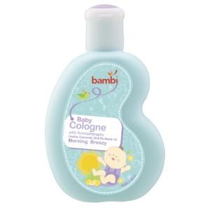 Bambi Baby Cologne 100ml - Morning Breezy