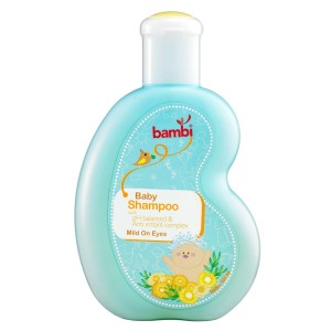 Bambi Baby Shampoo 100ml