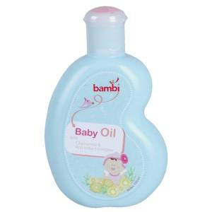Bambi Baby Oil 100ml