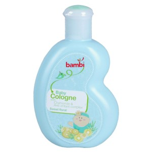 Bambi Baby Cologne 100ml - Sweet Floral