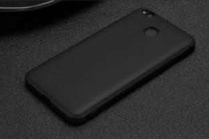 Xiaomi Redmi 4X Soft Case Silicon Matte Tpu