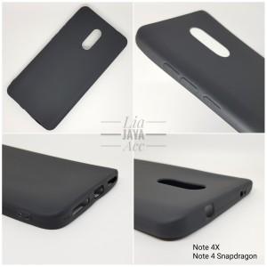 Xiaomi Redmi Note 4X Snapdragon Case Silicon Matte
