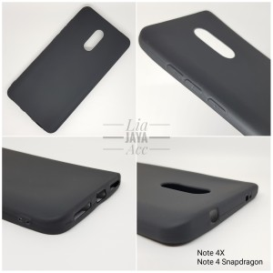 Xiaomi Redmi Note 4X Snapdragon Case Silicone Matte