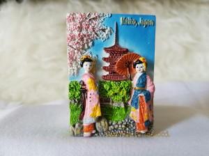 MAGNET KULKAS JEPANG JAPAN TOKYO KYOTO