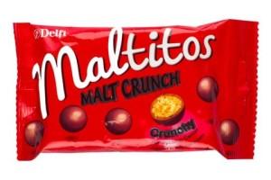 Delfi Malt Crunch (isi Biskuit) 1 Bungkus