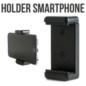 Clamp Holder Universal For Smartphone Max 5.5inch