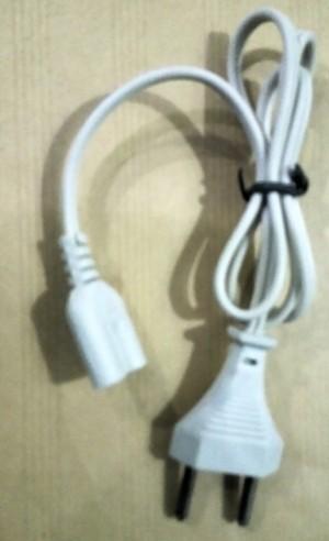 Kabel  Mug Electric 80 cm putih